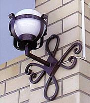 Ковані світильники, ліхтарі, фото 2