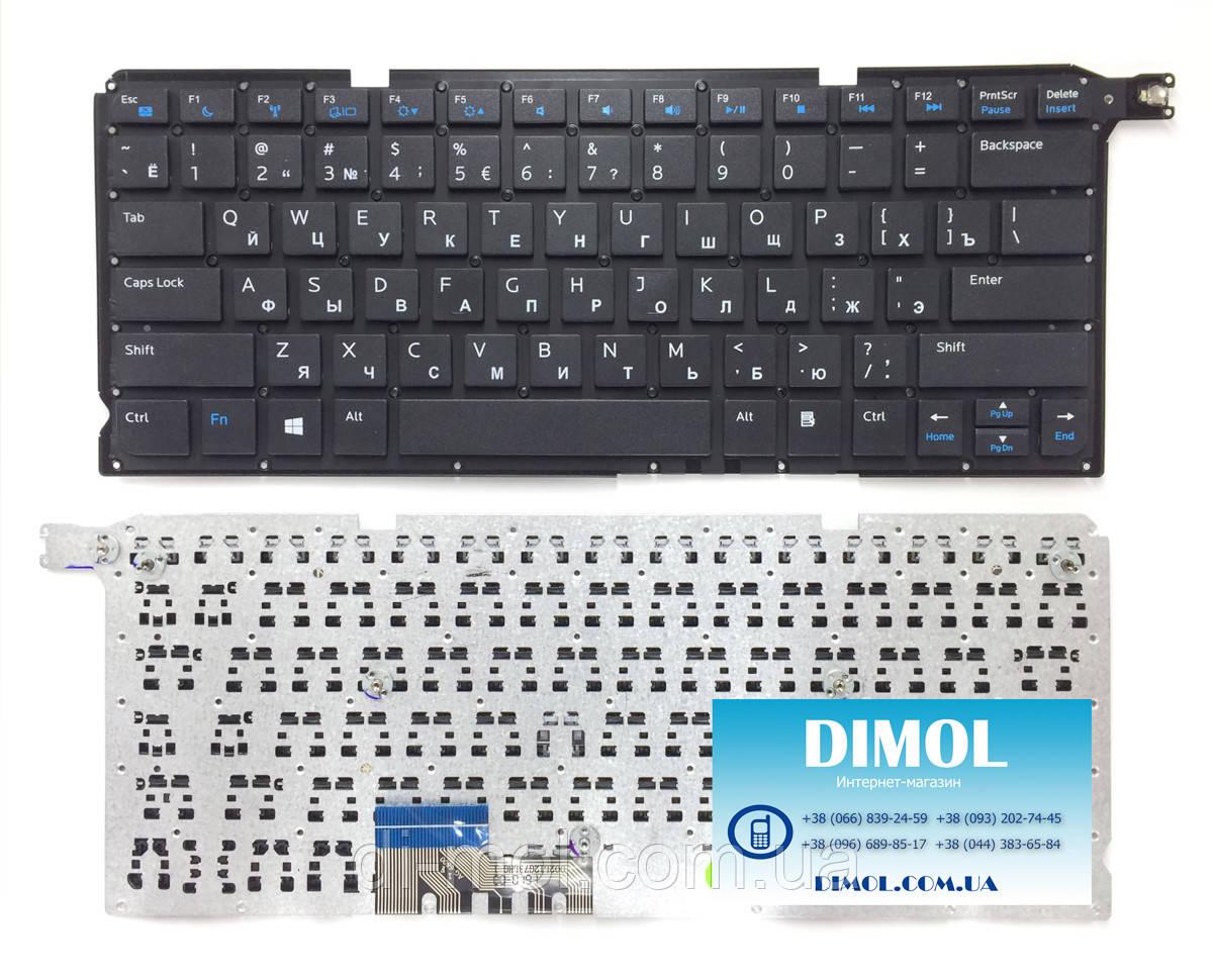 Оригинальная клавиатура для Dell Vostro 5439, 5460, 5470, 5480 series, ru, black