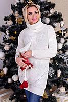 Женский  свитер   6331  молоко Modus  48-50 размеры
