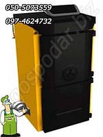 Котел чугунный с автоматической регулировкой температуры Solidmaster KR-4F ( 4 секции 24-34 кВт)