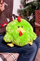 Мягкая игрушка Петух Шарик (малый) 4 цвета
