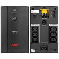 ИБП APC Back-UPS 950VA, IEC