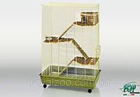 Клетка Fop 20900067 Giada Natura укомплектованная 90 см/51 см/133 см