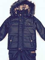Детская зимняя куртка Wojcik (войчик)  kreatywna strefa, размер-92