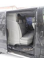 Дубль кабина на Renault Trafic, Opel Vivaro, Nissan Primastar