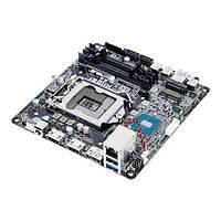 Материнская плата ASUS H110S1 s1151 H110 2xSO-DIMM DDR4 DVI-HDMI-DP-LVDS, Mini STX