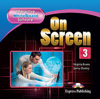 On Screen 3 Interactive Whiteboard Software