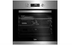 Встраиваемый электрический духовой шкаф Beko BIE22300X - Ш-60 см./6 режимов/71 л./дисплей/нерж.ст