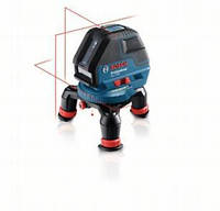 Нивелир BOSCH GLL 3-50 лазерный, L-BOXX 136, кутова пластина для вiдбивання променiв
