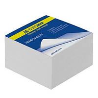 Блок белой бумаги Buromax JOBMAX 80х80х20мм не склеенный (BM.2207)