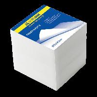 Блок бумаги для записей Buromax БЕЛЫЙ+ЛЮКС 90х90х90 (BM.2219)