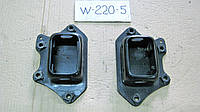 Кронштейн крепления усилителя переднего бампера к ланжерону Mercedes S Class W220
