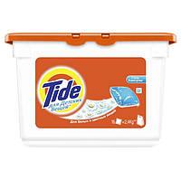 Гель для авт. стирки в капсулах Tide 16X35г Для детских вещей
