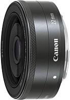 Объектив Canon EF-M 22mm f/2.0 STM