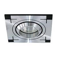 Встраиваемый светильник Feron CD2330 алюминий