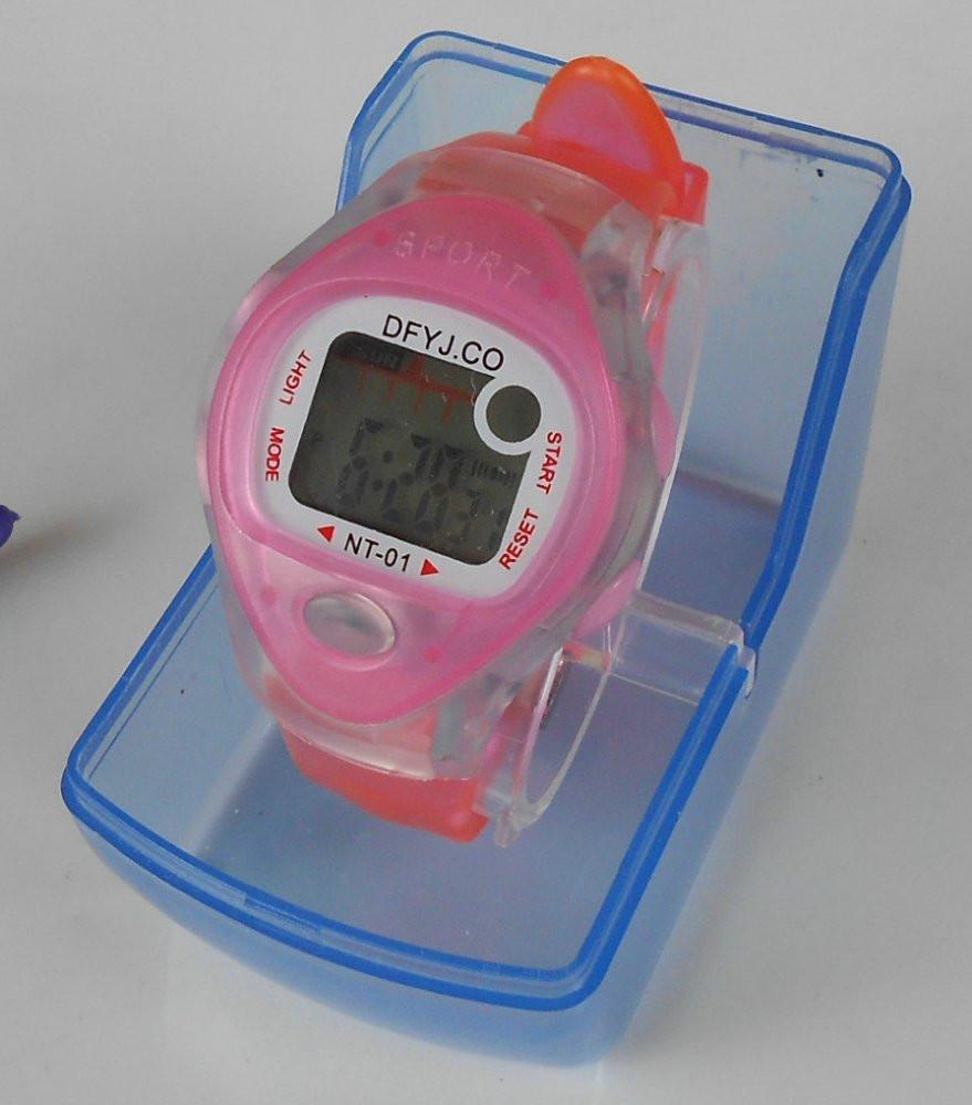 Часы детские наручные G-Sport pink