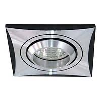 Встраиваемый светильник Feron CD2340 алюминий