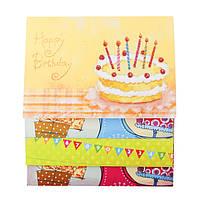 Заготовка для открыток Zibi Birthday 10.5*14.8см