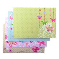 Заготовка для открыток Zibi Flutter 10.5*14.8см