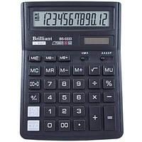 Калькулятор Brilliant BS-0333 12р., 2-пит (BS-0333)