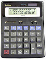 Калькулятор Brilliant BS-555 12р., 2-пит