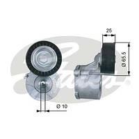 Ролік ремня генератора Fiat Doblo 1.3MJTD 2009- (Gates T39281)