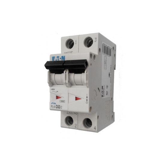 Автоматический выключатель PL4-C50/2 50А 2р х-каC 4,5кА Eaton
