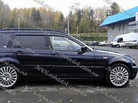 Ветровики-дефлекторы BMW Series 3 (E46) (Universal) 1998-2006