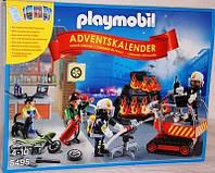 Конструктор Playmobil: Пожарники + адвент-календарь 5495