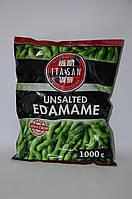 Соя зелена в стручках не соленая Эдамамэ Edamame ITA-SAN 1000 г
