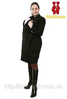 Слингопальто демисезонное классическое 3в1: беременность, слингоношение, обычное пальто