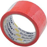 Лента клейкая упаковочная цветная Buromax (BM.7007)