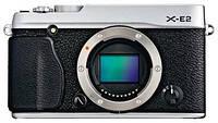 Цифр. фотокамера Fujifilm X-E2 body Silver
