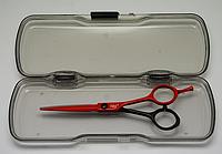 Ножницы для стрижки 5,5 двухцветные NJ-11 YRE