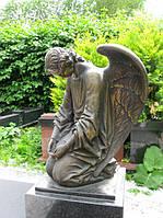 Скульптура из бронзы женщине № 13