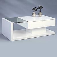 Журнальный стол из массива дерева 123