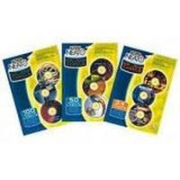 Матовые вкладыши Fellowes NEATO в коробки Simline для CD/DVD дисков (f.84498)