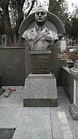 Скульптура-бюст из бронзы мужчине № 9