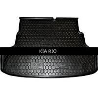 Коврик в багажник Avto Gumm для KIA Rio 2011- седан
