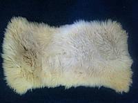 Ковер шкура из овцы бежевая