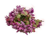 Тычинка искусственная фиолетовая 10792 1-4-1