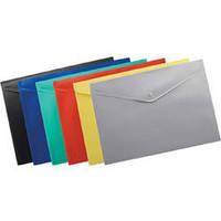 Папка-конверт на кнопке A4 Buromax (BM.3925)