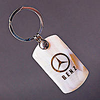 [6/3см] Брелок Mercedes-Benz