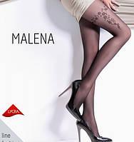 Колготки женские с узором Malena 20 model 2