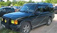 Ветровики окон Ленд Ровер Дискавери 2 (дефлекторы боковых окон Land Rover Discovery 2 L318)