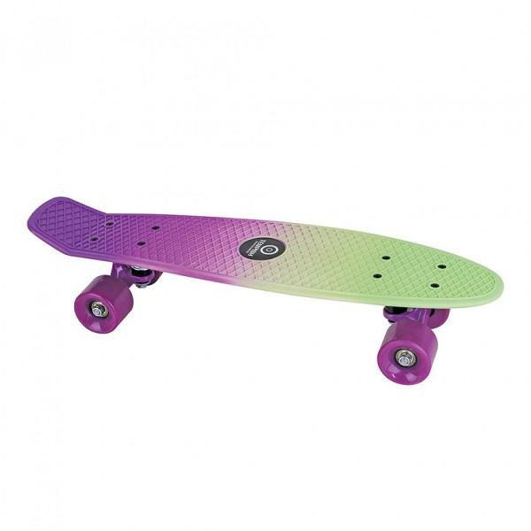 Скейтборд пени борд Tempish BUFFY Star purple (AS)