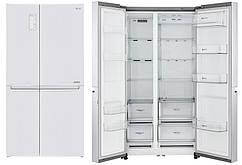 Холодильник LG GC-B247SVUV SbS / 179 см/ 626 л/ А+/ Total No Frost/ линейный компр./ белый
