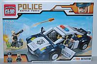 """Конструктор Brick """"Полиция"""", 303 детали"""