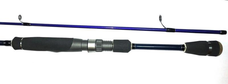 Рыболовный спиннинг Major Craft Solpara, длина 2,36 м, тест 0,5-5г