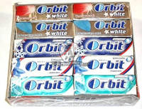 """Жевательная резинка """" Orbit"""""""